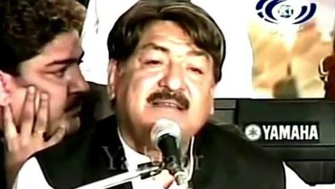 Pashto ghazal maestro Khial Mohammad receives highest Afghan award