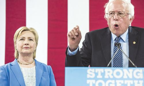 Opinion: Hillary Clinton lost. Bernie Sanders could have won