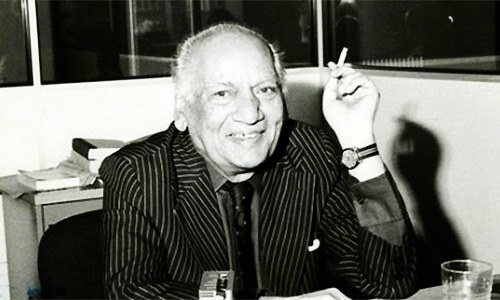 From the archives: An interview with Faiz Ahmed Faiz in 1982