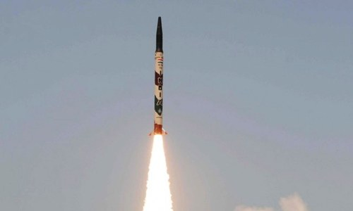 India successfully test-fires nuclear-capable Agni-I ballistic missile: report