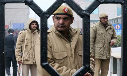 Indian police kill 24 Maoist insurgents