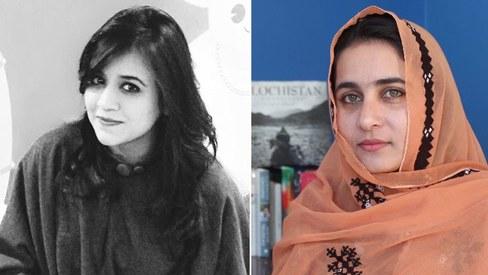 Two Pakistani women made it to BBC's 100 Women 2016 list