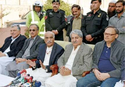Country faces global isolation: Khursheed