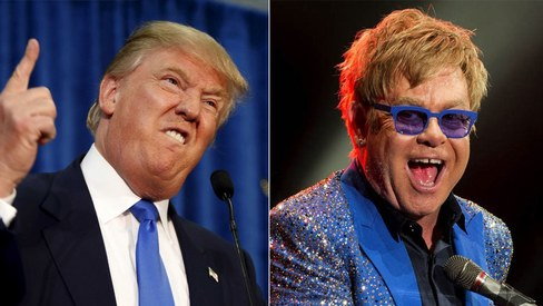 Elton John will not perform at Trump's inauguration