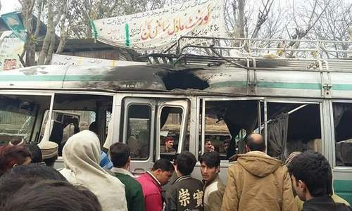 'This is cruelty': Survivors of Indian shelling on passenger bus recall frightening encounter