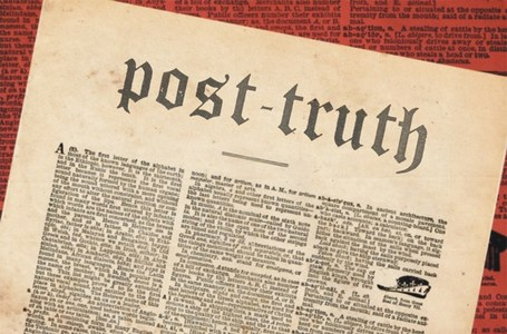 Language: 'Post-truth' named 2016 word of the year