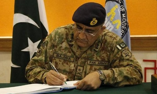 Challenges for the new army chief