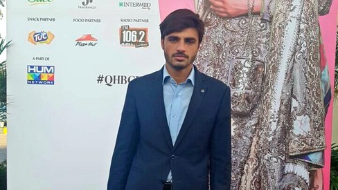 Arshad Khan, aka #Chaiwala, will make his runway debut today