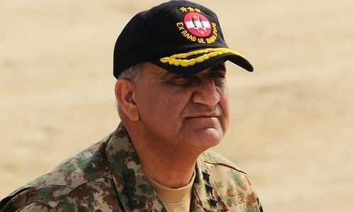 Bajwa chosen as COAS for stabilising civil-military ties