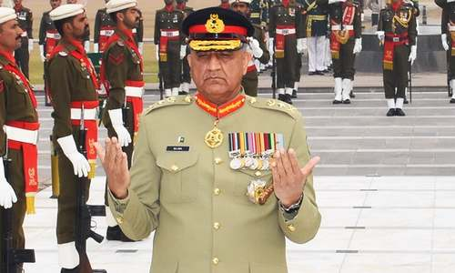 Gen Bajwa to define direction of operations' new phase