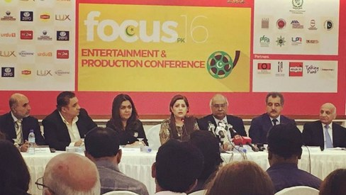 Pakistan's first production and entertainment conference will kick off on Dec 3