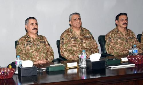 Gen Qamar Bajwa vows to carry forward gains of war on terror