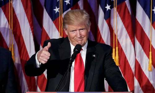 Trump expresses willingness to solve 'fantastic' Pakistan's problems