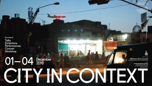 What's art got to do with the city? This conference in Lahore will answer the question