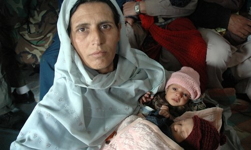 Malnutrition and stunting: Pakistan on dangerous downward trajectory
