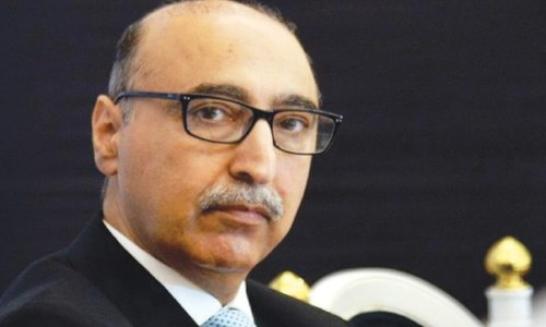 Pakistan not desperate for early talks with India, says Basit