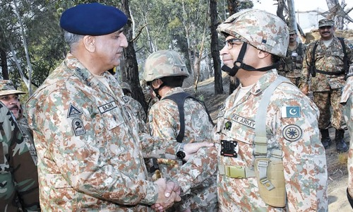 Swift, severe retaliation to LoC violations endorsed
