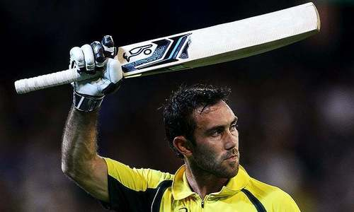 Australia's Maxwell fined for 'disrespectful' comments towards teammate