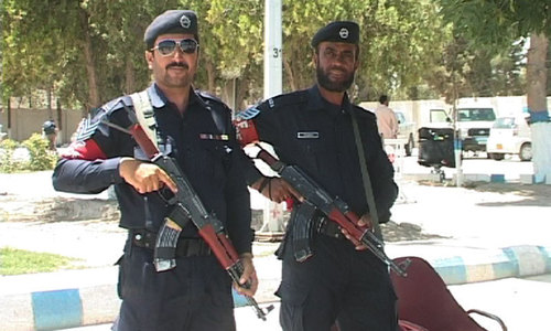 Kidnapped customs officials recovered in Balochistan's Pasni
