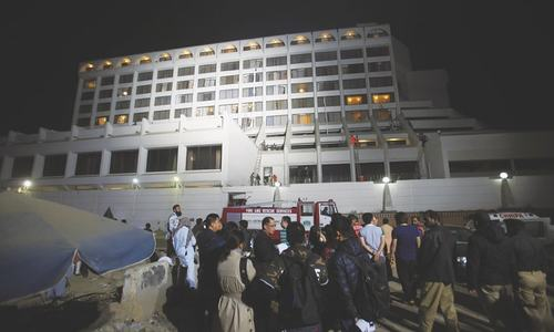 Survivors of Regent Plaza fire share  the horror