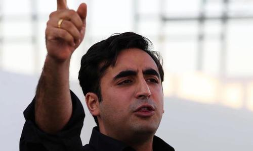 Bilawal warns of 'long march' if demands not accepted