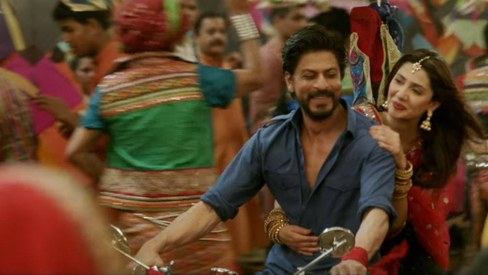 The 'Raees' trailer is out and there's more Mahira Khan than we expected