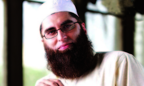 Here are some of Junaid Jamshed's most thoughtful tweets