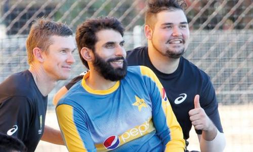 Asad optimistic ahead of Australia tour opener