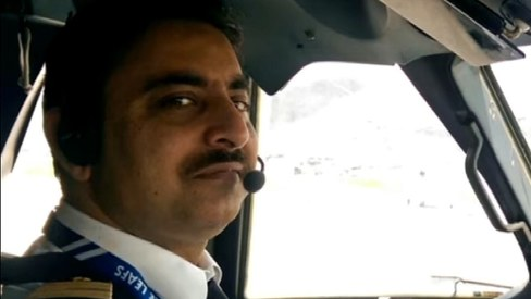 PIA pilot Salehyar Janjua leaves behind a video archive of Pakistan's pristine northern areas