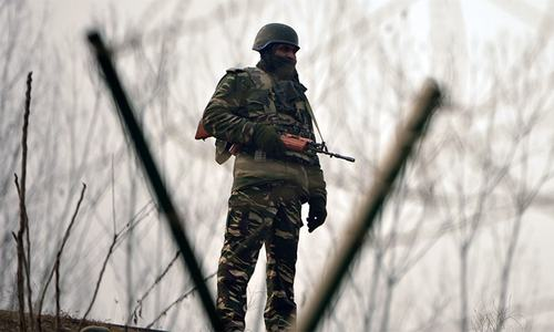Gunbattle triggers anti-India clashes in held Kashmir