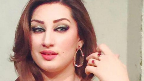 Hitmen in actress Kismat Baig's murder case held