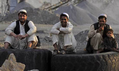 Govt report proposes merger of Fata with KP