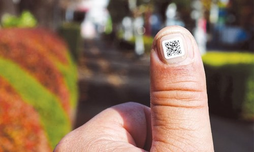 Japan tags dementia sufferers with barcodes