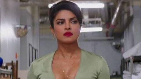 Priyanka Chopra makes a one-second appearance in the Baywatch teaser trailer