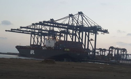 Pakistan's biggest port starts test operations