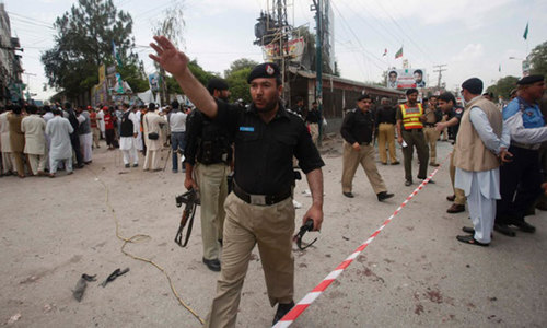 CTD officer shot dead in Peshawar