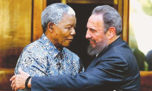 Obituary: To so many Africans, Fidel Castro is a hero. Here's why