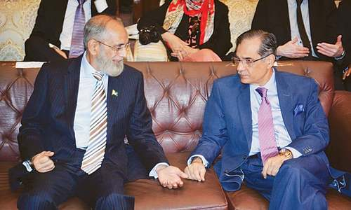 Courts unmoved by wishes, media hype: CJP