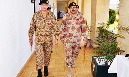 Lt Gen Naveed Mukhtar appointed as DG ISI