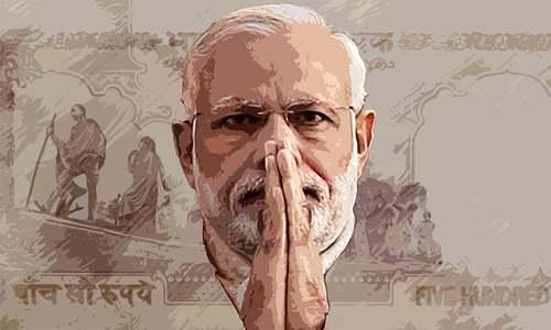 Will demonetisation take Modi down?