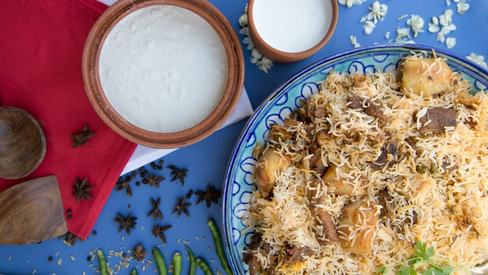 Weekend Grub: Biryani Mastani is here to prove there's more to biryani than chicken and beef