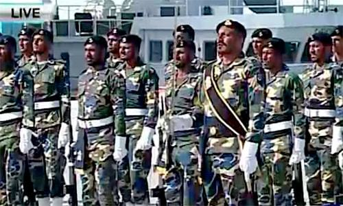 Pakistan Navy's special 'Task Force-88' set up to guard Gwadar port's sea lanes