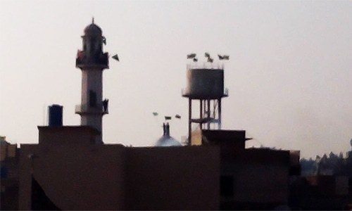 Fear stalks Chakwal after attack on Ahmadi place of worship