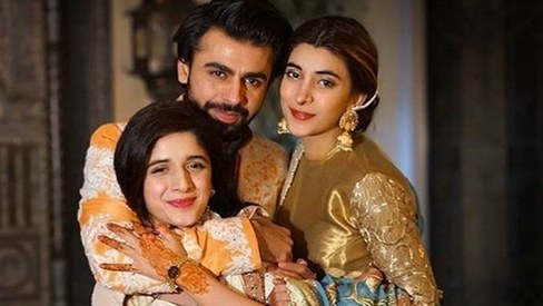 In pictures: Urwa Hocane and Farhan Saeed's wedding festivities
