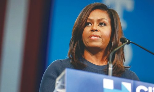 Americans will miss 'having a grown-up in the White House': Michelle Obama