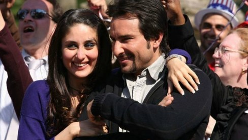 Kareena Kapoor, Saif Ali Khan blessed with a baby boy!