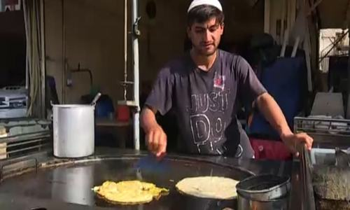 Paratha-maker's love for cricket gets him selected in PSL