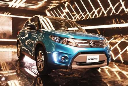 Suzuki Vitara 'game changing' SUV launches in Pakistan