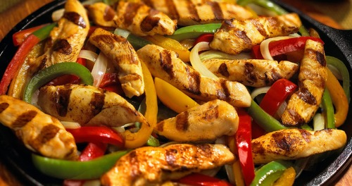 This Chicken Fajita recipe guarantees you'll never leave home for Mexican food