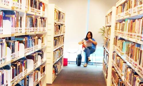 What my visit to a public library in Singapore made me realise